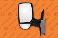 Linker autospiegel korte arm Ford Transit 2000-2013 manual nieuw Trateo