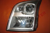 Koplamp handmatige bedienbare links Ford Transit 2006-2013 nieuw